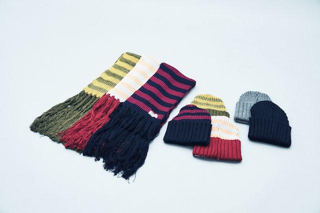 今回はマフラーやビーニーキャップなど、冬のコーデを明るく彩るアイテムをご紹介します!,オニツカタイガー,オニツカ