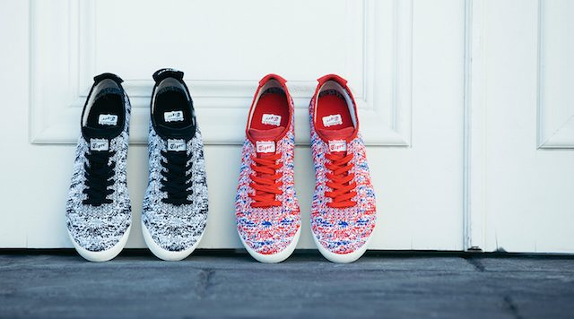 detailed look 1b225 7aab5 MEXICO 66 KNIT】A unique knit material sneaker! | オニツカ ...