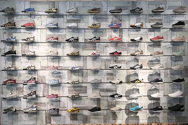 newest 978df 5d322 PICK UP】Come to Omotesando to get a taste of Onitsuka ...