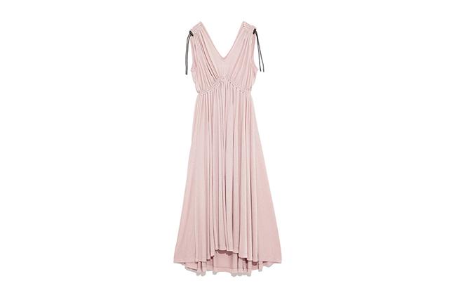 snidel-DRESS-ピンク