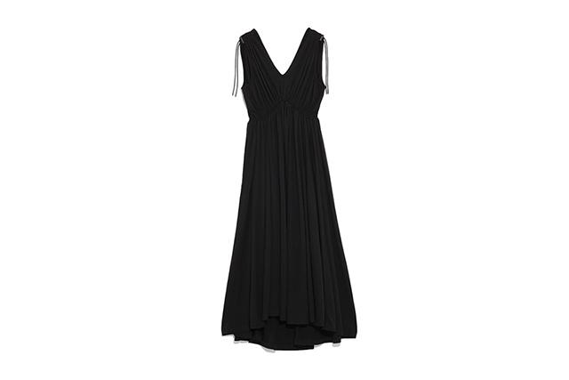 snidel-DRESS-ブラック