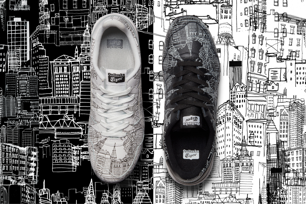 brand new 601a2 05bbf NEW YORK Pack】Cool and modern sneakers with a New York ...
