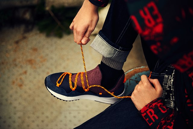 MONTE CREACE】Customize this shoe to create your own look