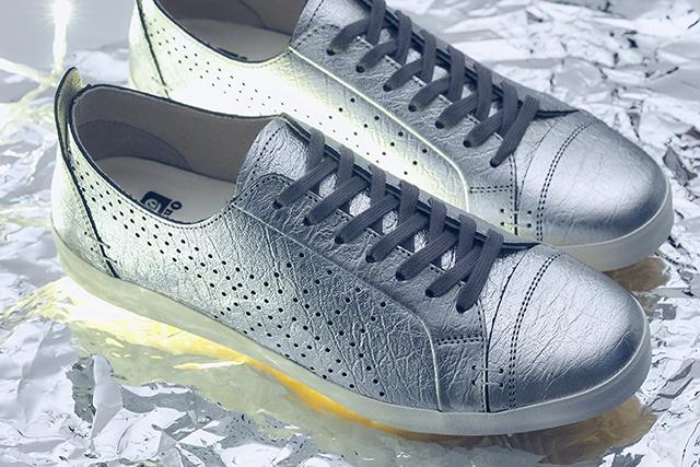 huge discount a5cba 3911c Silver Shoes】Model Perak Trendi yang Menghadirkan Nuansa ...