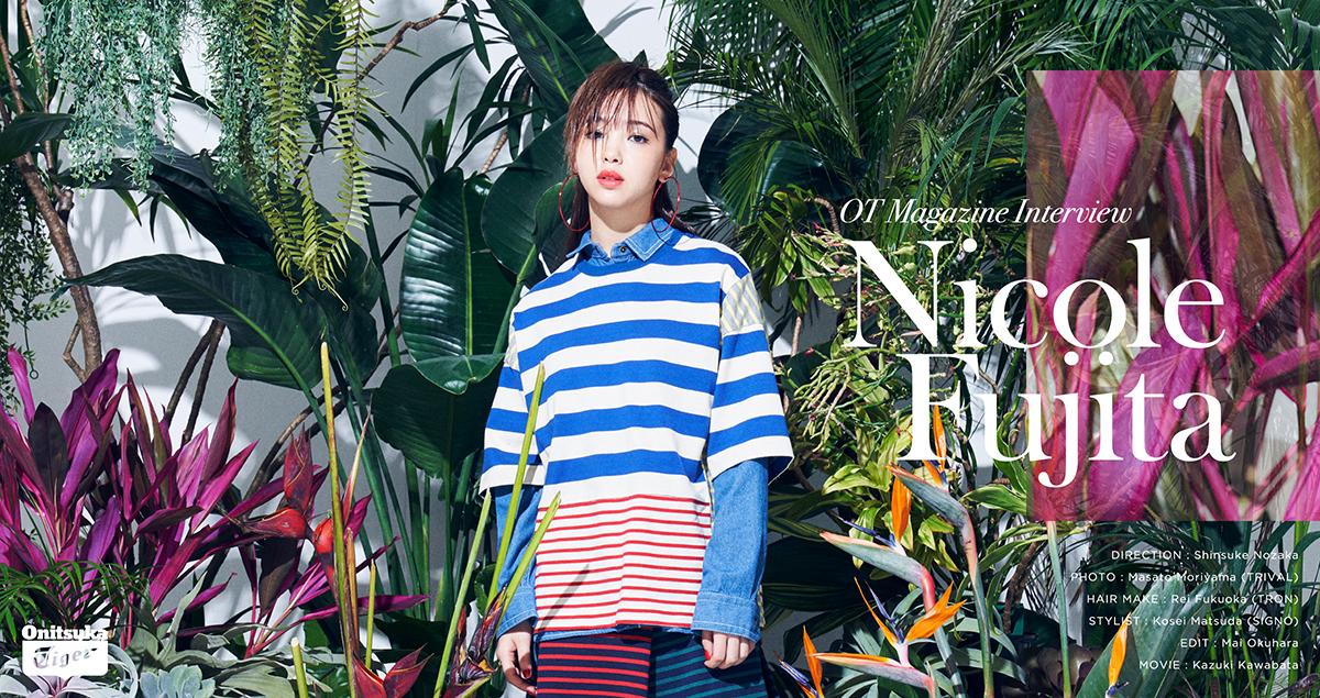 Nicole Fujita look.2 09 Apr 2019