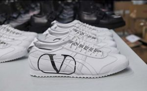 Limited Edition Shoes, in Collaboration