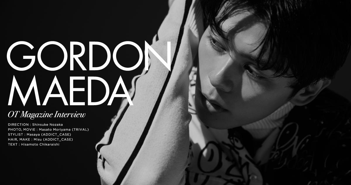Gordon Maeda look.2 11 Feb 2020