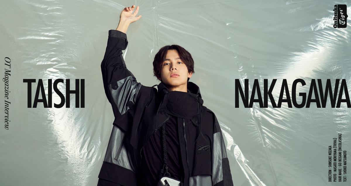 Taishi Nakagawa look.1 10 Dec 2020